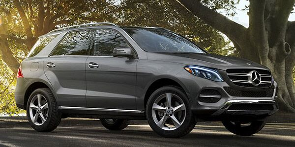 New Mercedes GLE SUV in Chicago, IL