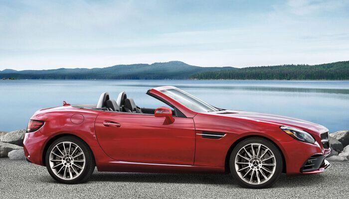 Loeber Motors offers specials on many Mercedes-Benz models