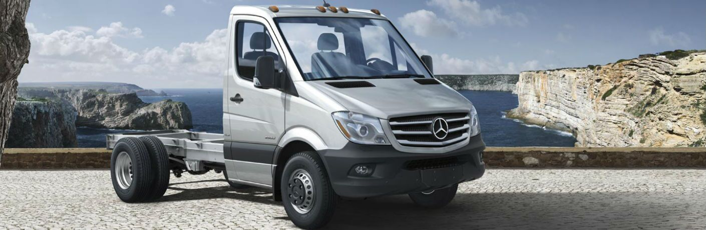 2016 Mercedes-Benz Sprinter Cab Chassis Lexington KY