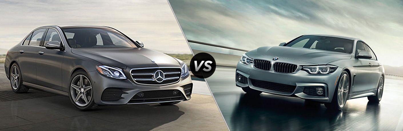 2018 Mercedes-Benz E 300 vs 2018 BMW 530i