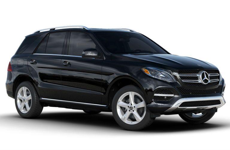 2018 Mercedes-Benz GLE 350 front quarter profile