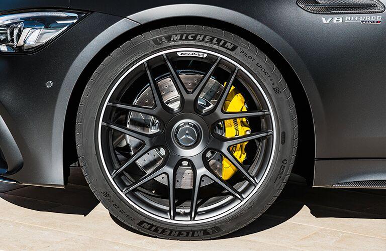 2019 Mercedes-Benz AMG® GT wheel