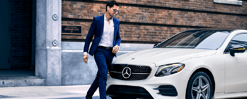 Genuine accessories for Mercedes benz product concierge