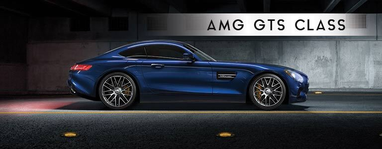 You May Also Like Mercedes-Benz AMG GTS Class