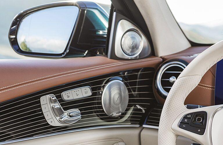 2017 mercedes-benz e-class interior trim