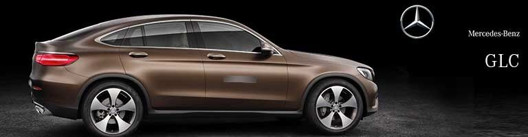You may also like the Mercedes-Benz GLC