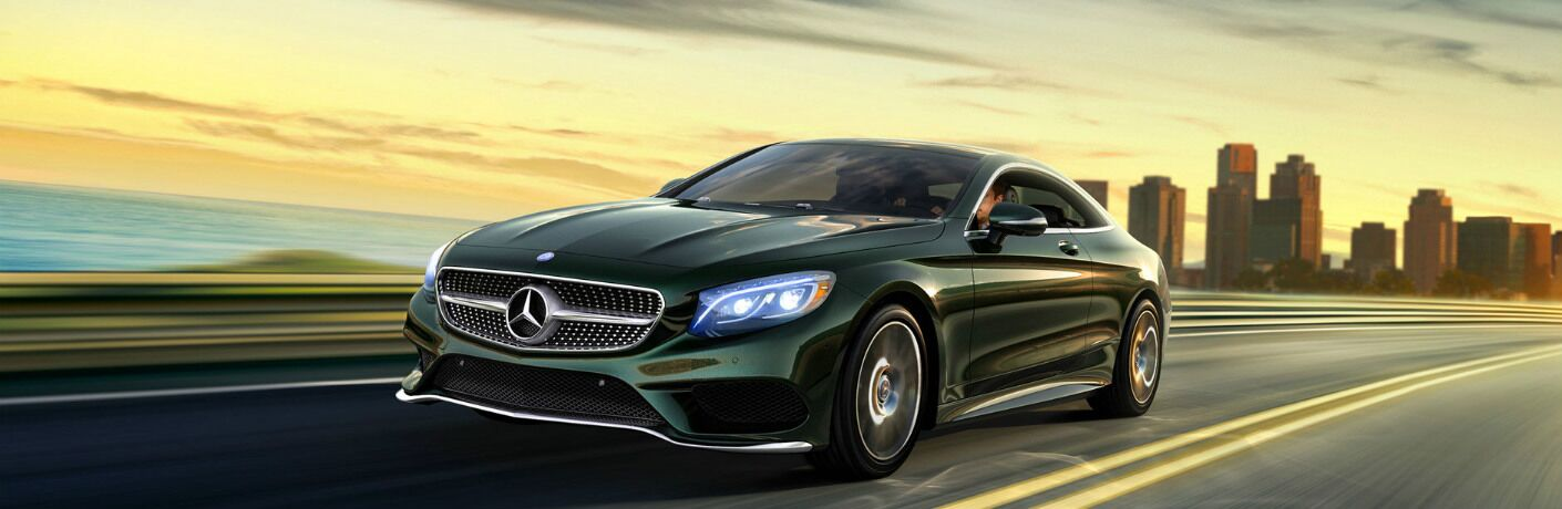 2017 mercedes benz s class coupe bowling green ky for Mercedes benz financial payment address