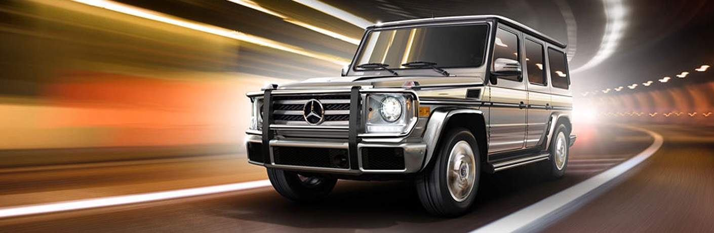 2018 mercedes benz g class bowling green ky for Mercedes benz house of imports service