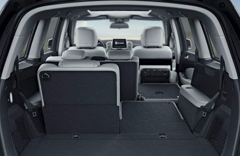 cargo space in the 2018 Mercedes-Benz GLS