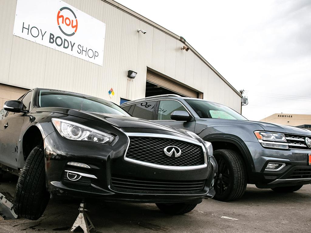 Hoy Auto Body Shop El Paso