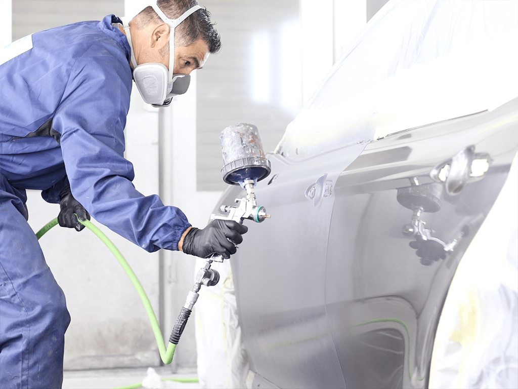 PPG Certified Auto Body Professionals