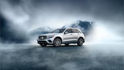 New Mercedes-Benz GLC-Class SUV