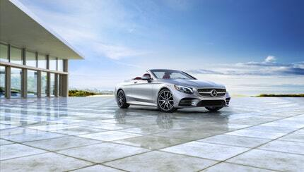 New Mercedes-Benz S-Class Cabriolet Convertible