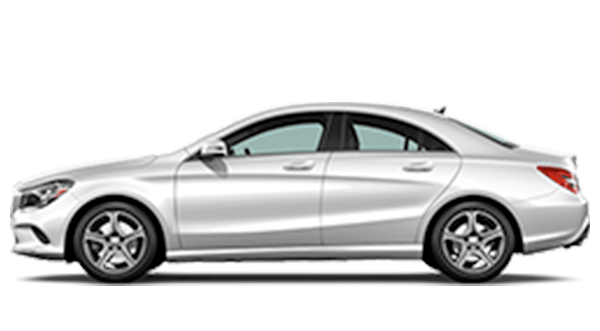 New Mercedes-Benz CLA Coupe
