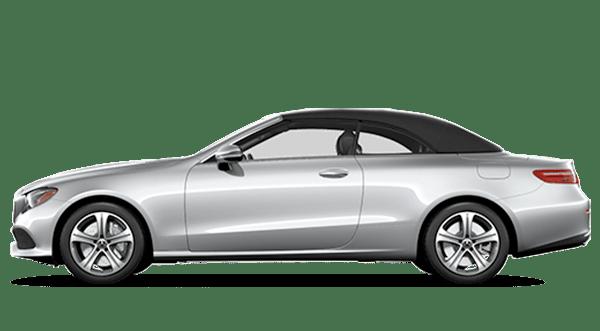 New Mercedes-Benz E-Class Cabriolet Convertible
