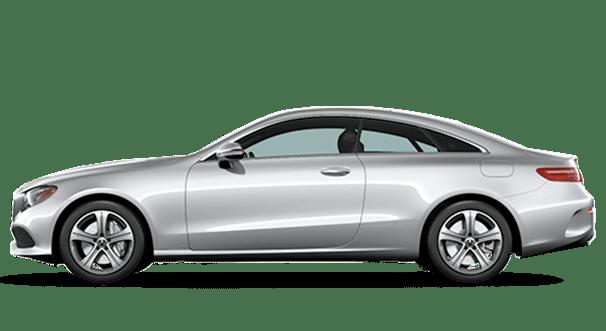 New Mercedes-Benz E-Class Coupe