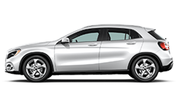 New Mercedes-Benz GLA-Class SUV