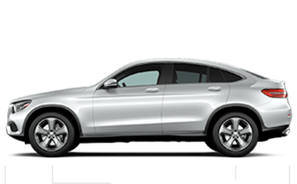 New Mercedes-Benz GLC-Class Coupe SUV