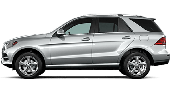 New Mercedes-Benz GLE-Class SUV