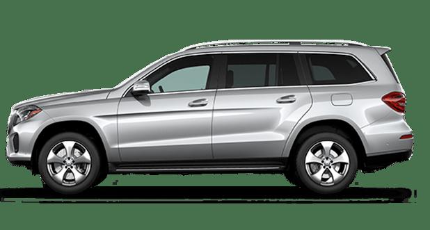 New Mercedes-Benz GLS-Class SUV