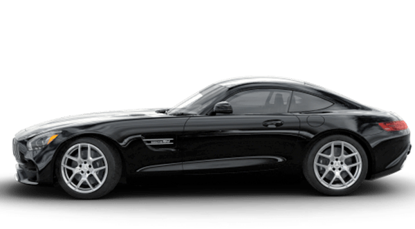 New Mercedes-Benz AMG GT Coupe