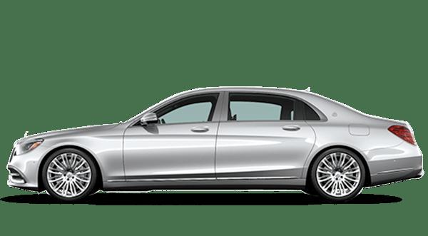 New Mercedes-Benz Maybach
