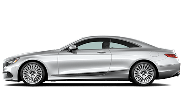 New Mercedes-Benz S-Class Coupe