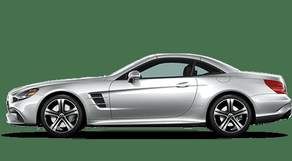 New Mercedes-Benz SL Roadster Convertible