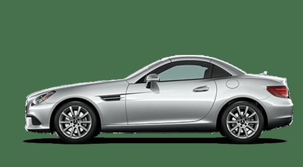 New Mercedes-Benz SLC Roadster Convertible