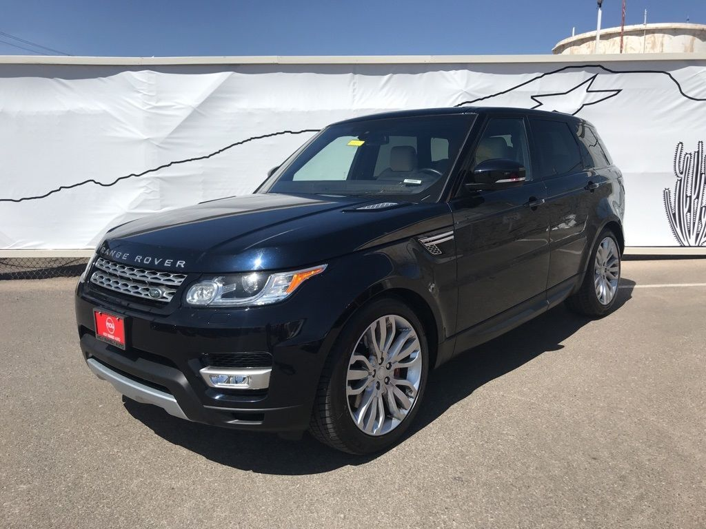 used full size suvs for sale in El Paso, TX