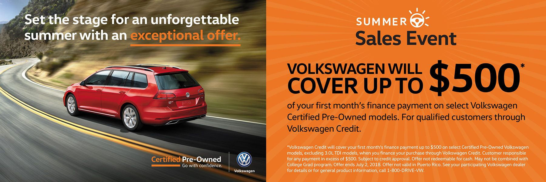 Used Volkswagen car specials El Paso, Texas