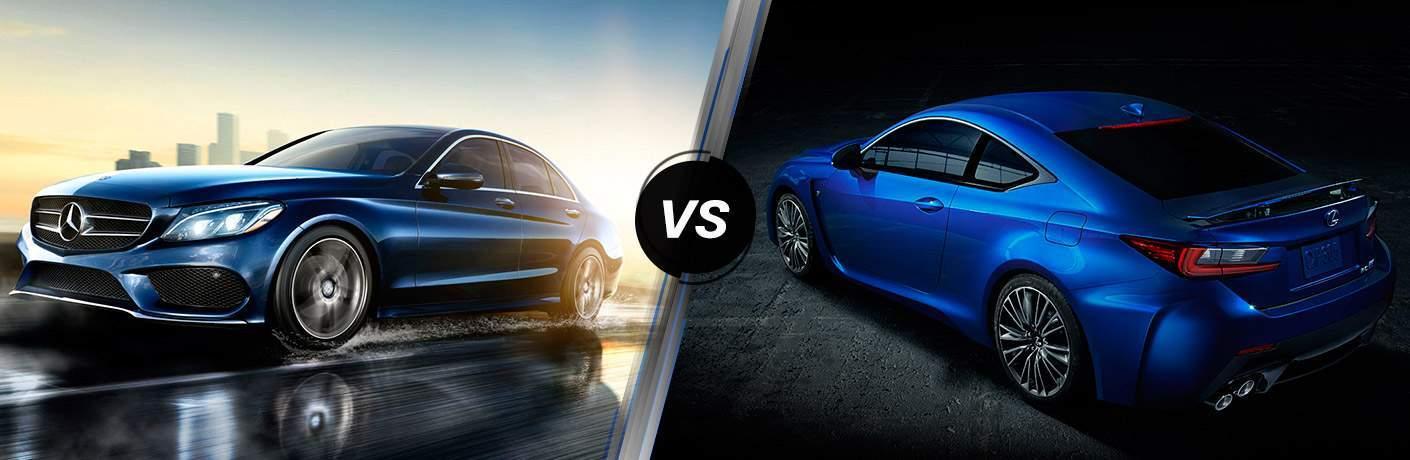 Mercedes-Benz vs Lexus