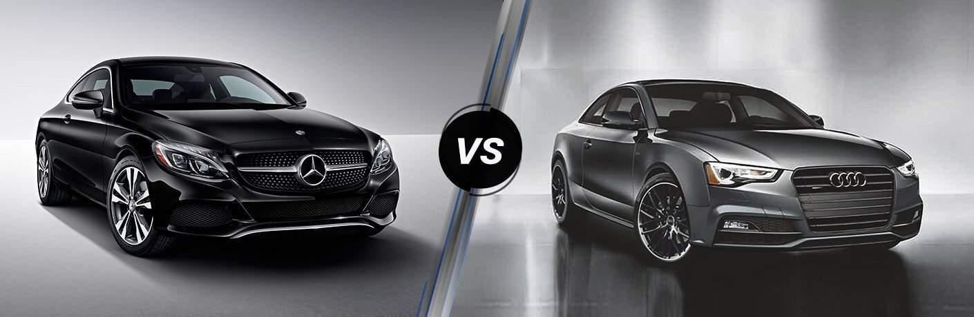 Mercedes-Benz vs Audi