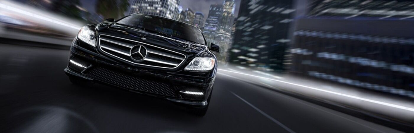 Mercedes-Benz Test Drive