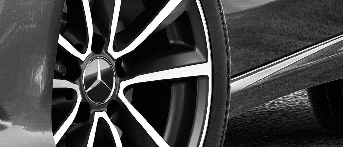 Best Tires For Mercedes-Benz Vehicles