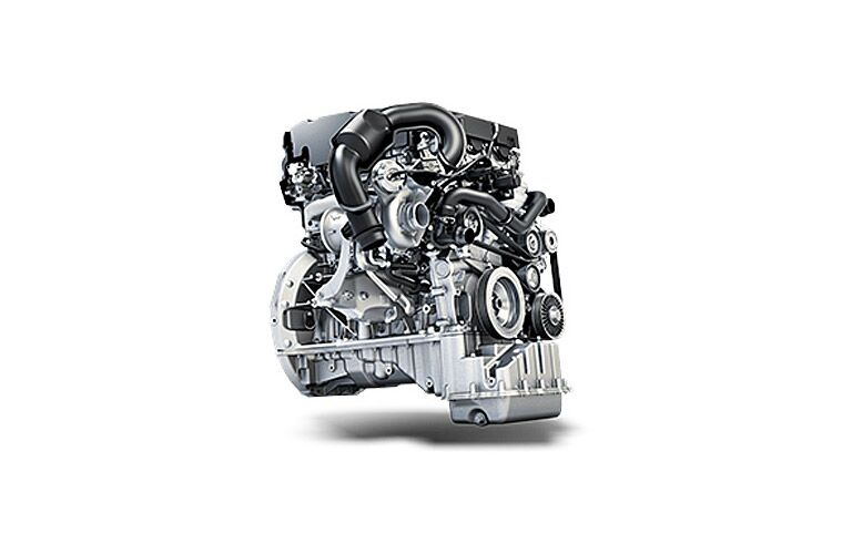 2019 Mercedes-Benz Sprinter engine