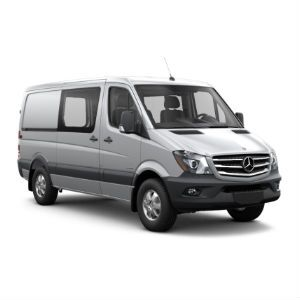 2016 Mercedes-Benz Sprinter 2500 Crew Van