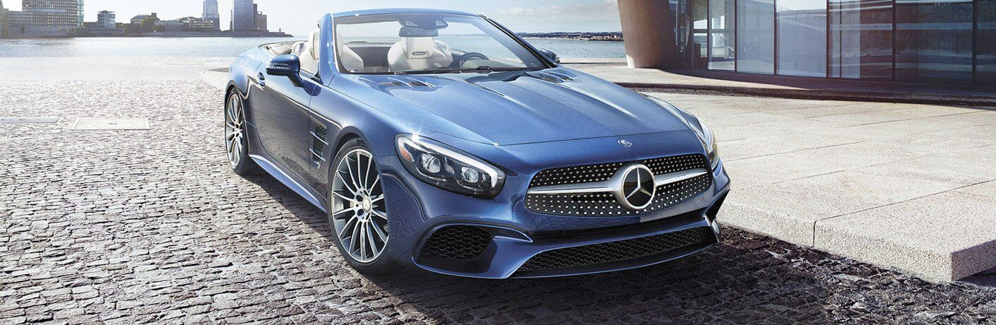 2017 mercedes benz sl roadster long island city ny for Mercedes benz dealers in long island ny