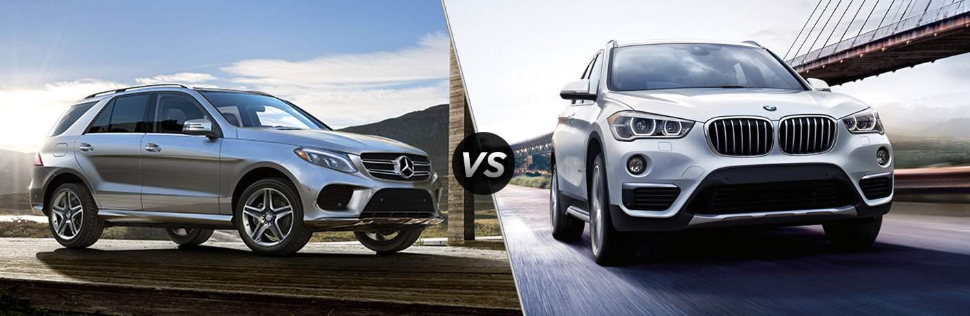 2018 Mercedes Benz Gle Vs 2018 Bmw X5 Silver Star Motors