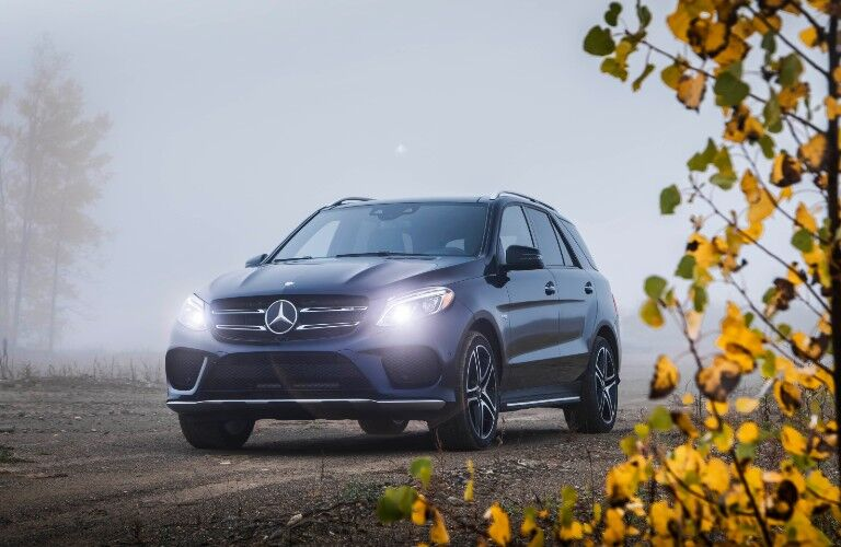 2017 Mercedes-AMG GLE from front