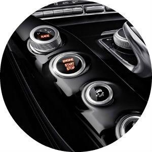 2017 Mercedes-AMG GT AMG DYNAMIC SELECT