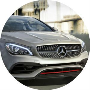 2017 Mercedes-Benz CLA sport package plus