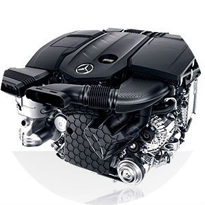 2017 Mercedes-Benz E-Class engine performance