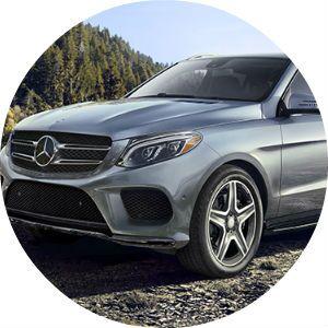 2017 Mercedes-Benz GLE front grille design