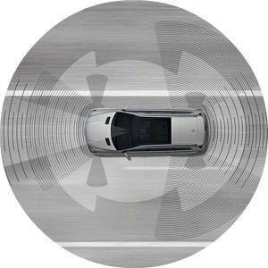 2017 Mercedes-Benz GLS safety technology