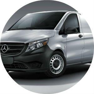 2017 Mercedes-Benz Metris Cargo Van design