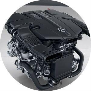 2017 Mercedes-Benz SL Roadster engine options