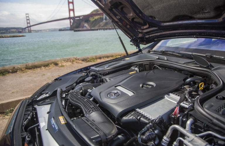 2018 Mercedes-Benz E 300 Sedan Under the Hood Engine and Performance
