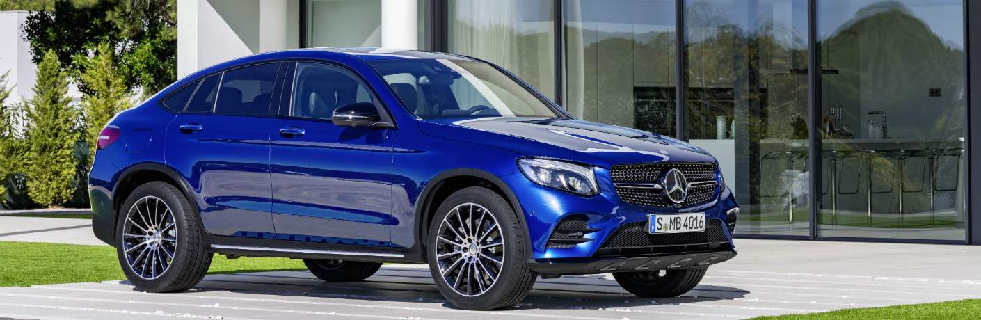 2018 mercedes benz glc coupe long island city ny for Mercedes benz dealers in long island ny