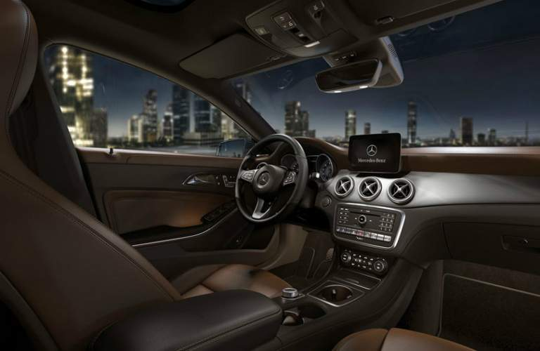test drive the 2018 mercedes-benz cla 250 in long island city